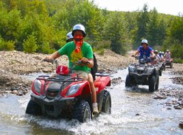 Alanya ATV Quad Safari 7