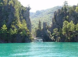 Alanya Green Canyon Boat Tour 6