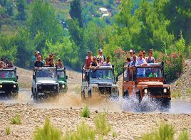 Alanya Jeep Safari 2