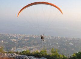 Alanya Paragliding 3