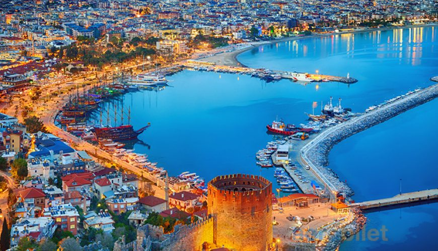 alanya destination