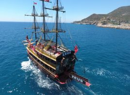 Alanya Boat Tour 1